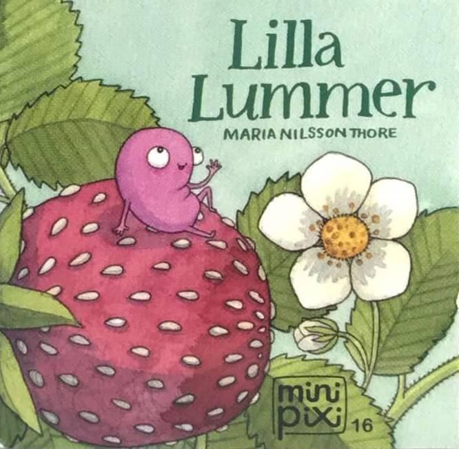 MiniPixi-böcker -  Många att välja bland (Fjäderlätt=Fraktfritt)