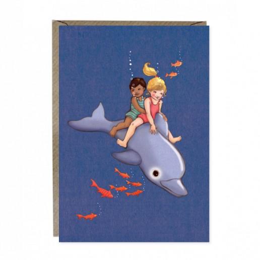 Belle & Boo - Delfinresan