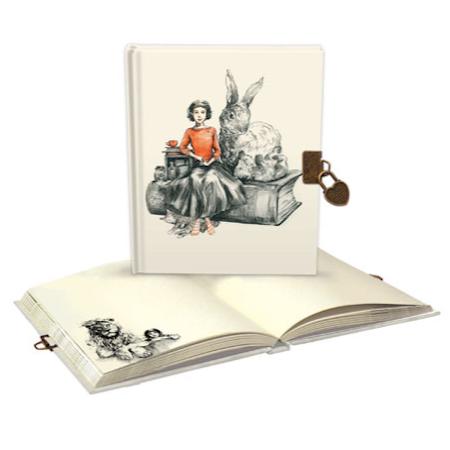 Dagbok - Flickan och djuren