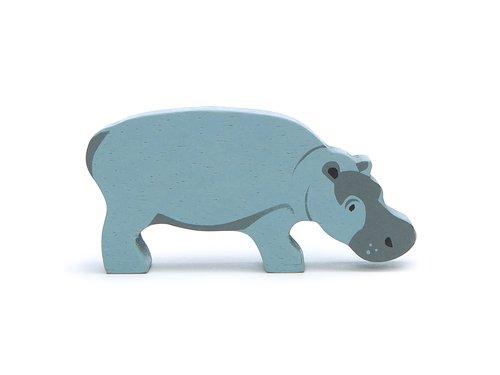 Flodhäst trädjur för barn från Tender Leaf Toys