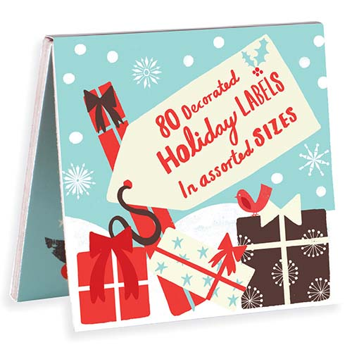 Klisteretiketter - Holiday labels