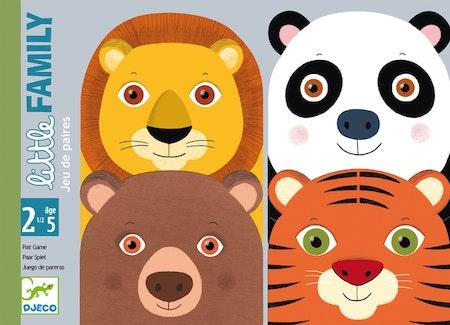 Lilla djurfamiljen - Spel från 2,5 år