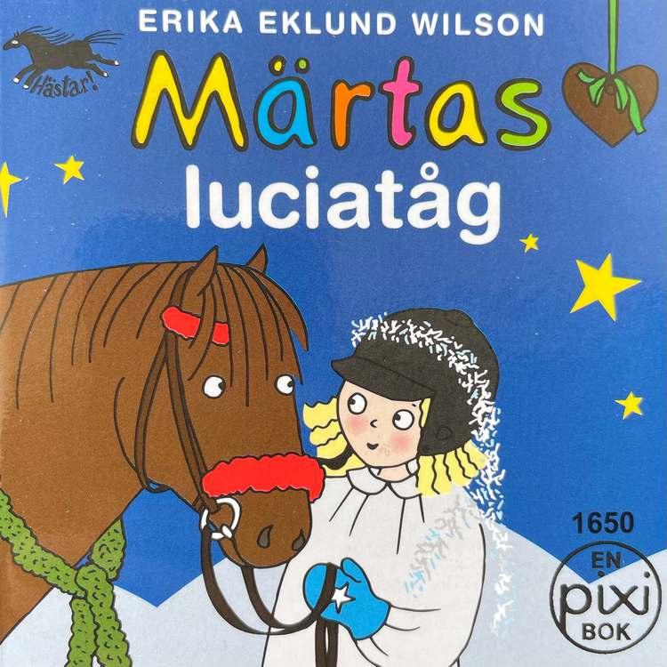 Pixiböcker med jul- och vintertema - Flera att välja på (Fraktfritt)