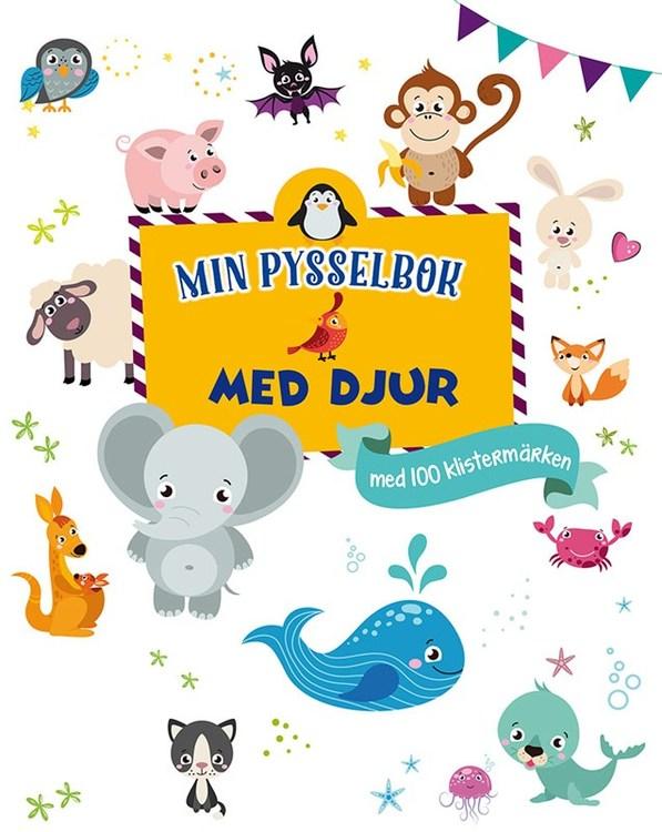 Min pysselbok med djur