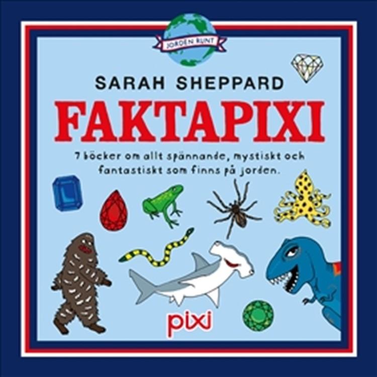 Pixiböcker - Faktapixi av Sarah Sheppard
