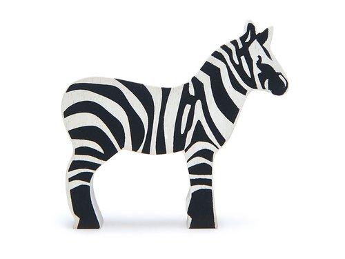 Zebra trädjur för barn från Tender Leaf Toys