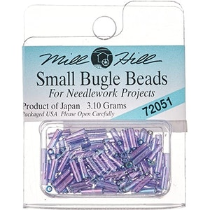 Bugle Beads - Broderikorgen