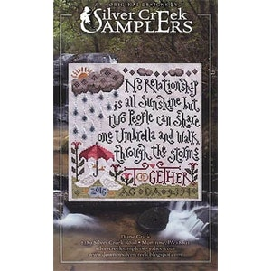 Silver Creek Samplers - Broderikorgen