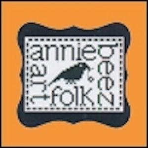 Annie Beez Folk Art - Broderikorgen