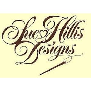 Sue Hillis Designs - Broderikorgen