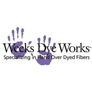 Weeks Dye Works - Broderikorgen