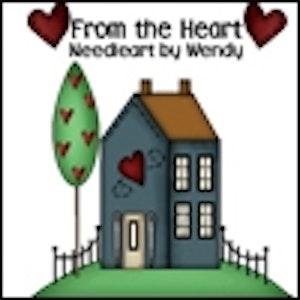 From the Heart Needleart - Broderikorgen