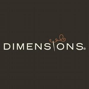 Dimensions - Broderikorgen