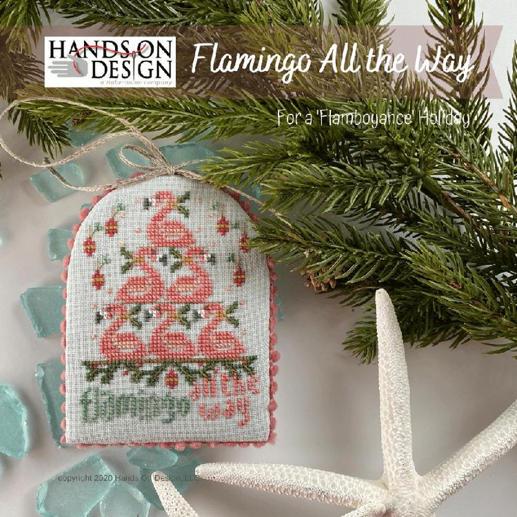 Flamingle Bells - Hands On Design