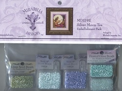Embellishment Pack Silver Moon Tea