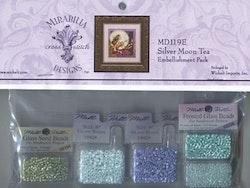 Embellishment Pack Silver Moon Tea