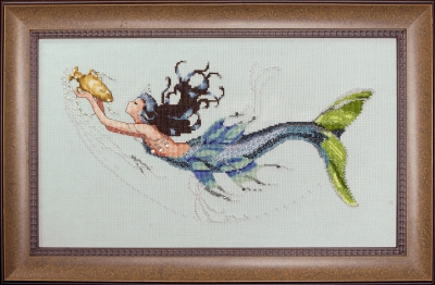 Mirabilia Mediterranean Mermaid