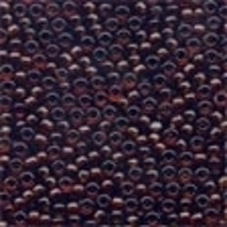 Glass Seed Beads 02023 Root Beer