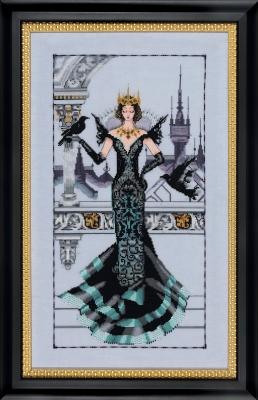 Mirabilia The Raven Queen
