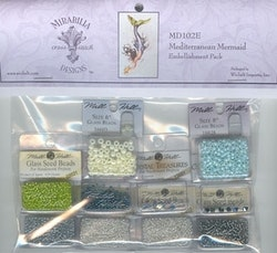 Embellishment Pack Mediterranean Mermaid