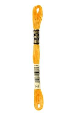 DMC Moulinégarn 742