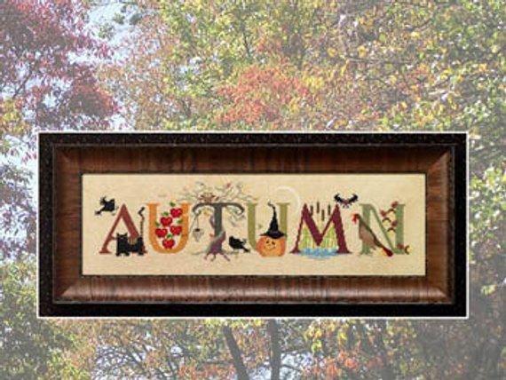 The Cricket Collection - Autumn