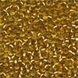Glass Seed Beads 02011 Victorian Gold