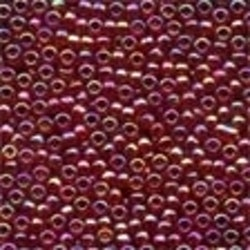 Glass Seed Beads 03048 Cinnamon Red