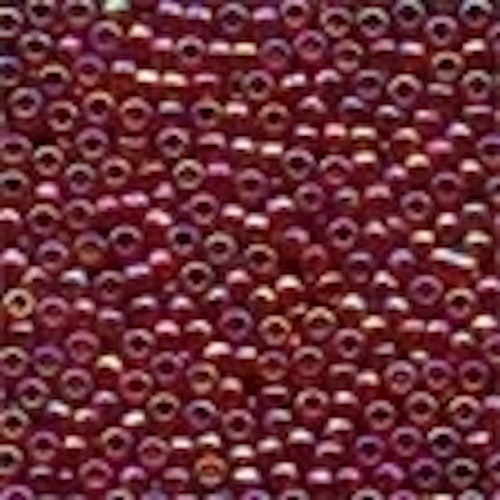 Glass Seed Beads 03048 Cinnamon Red