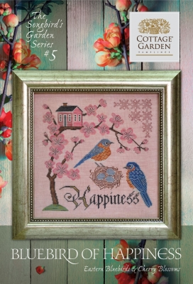 Bluebird of Happiness (5/12) - Songbird's Garden Series