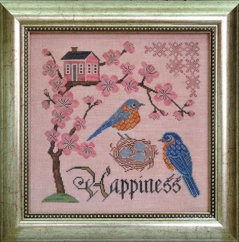 Bluebird of Happiness (5/12) - Songbird's Garden Series