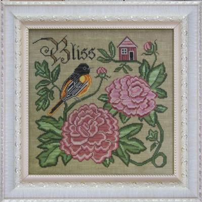 Summer Bliss (6/12) - Songbird's Garden Series