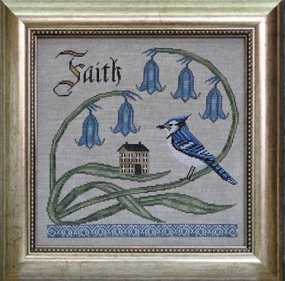 Have Faith (7/12) - Songbird's Garden Series