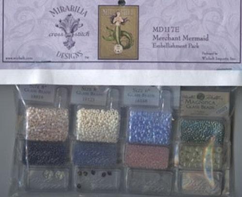 Embellishment Pack Merchant Mermaid
