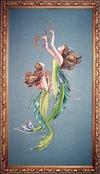 Mirabilia Mermaids Of The Deep Blue