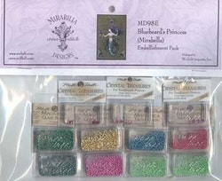 Embellishment Pack Bluebeards Princess Mirabella