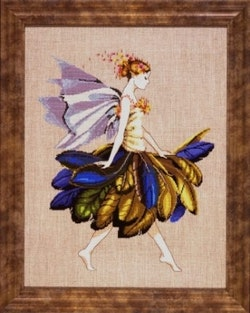 Mirabilia The Feather Fairy