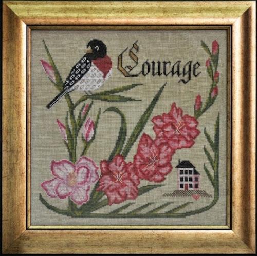 Have Courage (8/12) - Songbird's Garden Series
