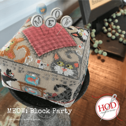 MEOW: Block Party