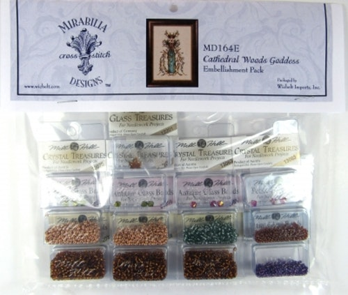 Embellishment Pack Cathedral Wood Goddess