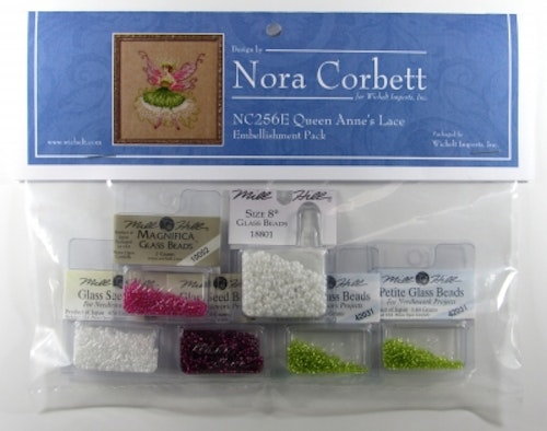 Embellishment Pack Queen Anne´s Lace
