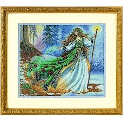 Dimensions Gold  - Woodland Enchantress