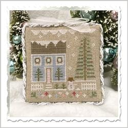 Glitter House 1 - Country Cottage Needleworks
