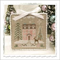 Glitter House 4 - Country Cottage Needleworks