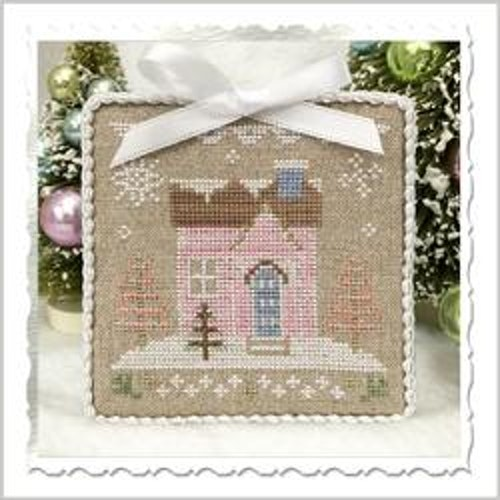 Glitter House 8 - Country Cottage Needleworks