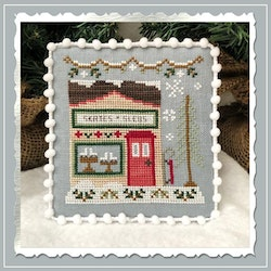 Skate and Sled Shop - Country Cottage Needleworks