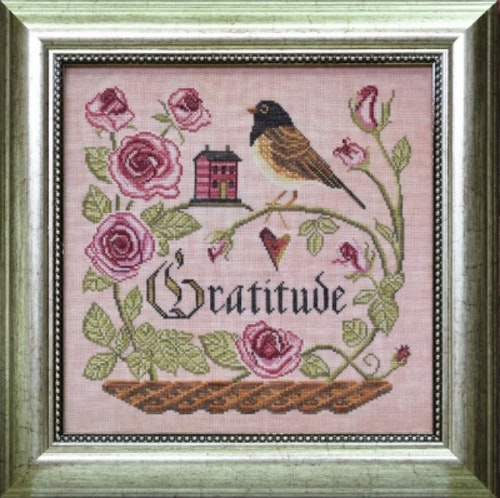 Heart Full of Gratitude (12/12) - Songbird's Garden Series
