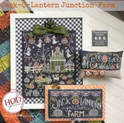 Jack-o-Lantern Junction