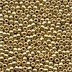 Seed Beads 00557 Old Gold