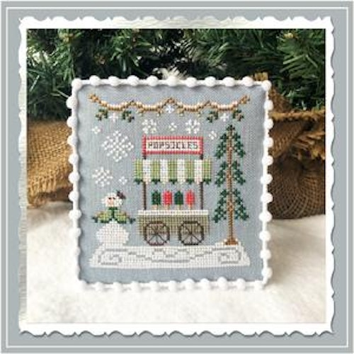 Popsicle Cart - Country Cottage Needleworks